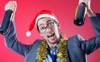 Disastrous work Christmas parties – hopefully these don't ring a bell…